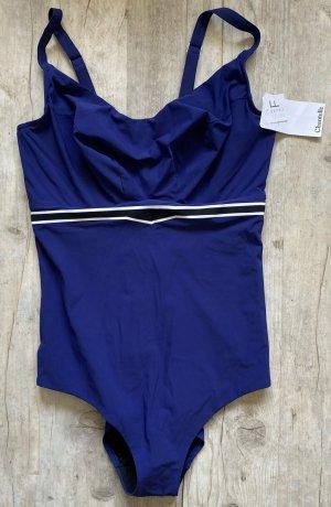 Chantelle Swimsuit blue polyamide