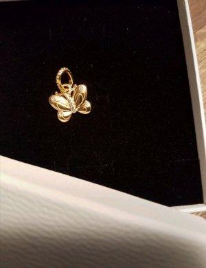 Pandora Charm gold-colored