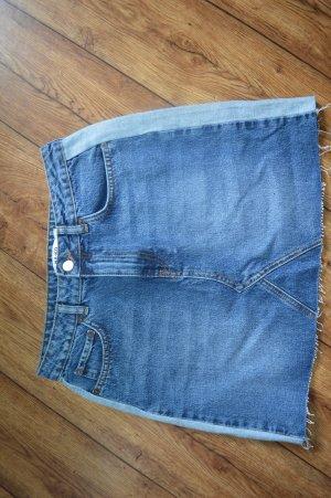 Nakd Denim Skirt blue