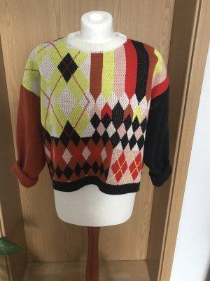 Neuer Cropped-Pullover von Topshop
