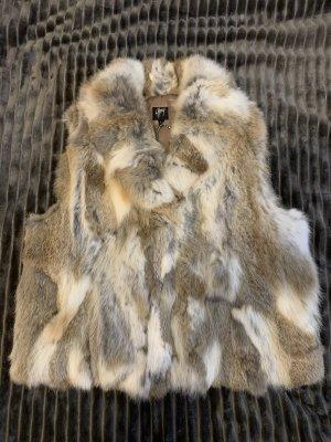 Gipsy Giacca di pelliccia multicolore