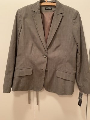 Bernd Berger Blazer in pelle color cammello