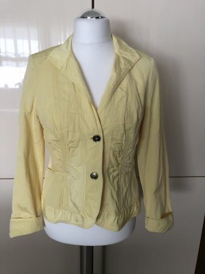 Bonita Klassischer Blazer giallo pallido