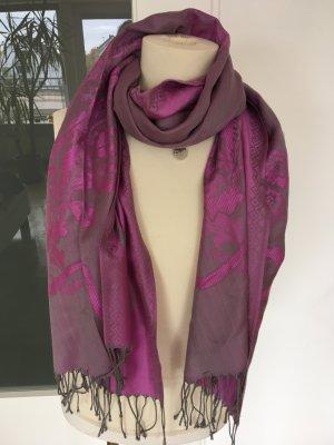 Pashmina paars-violet