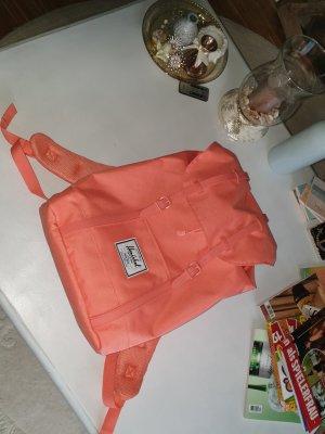 Herschel School Backpack neon orange-apricot