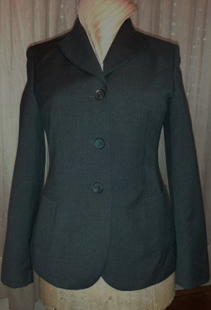 Windsor Wool Blazer anthracite wool