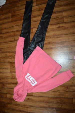 Neuer Kaputzen Sweater Gr. 40 pink von ESN