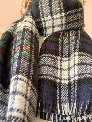 Fraas Wollen sjaal veelkleurig