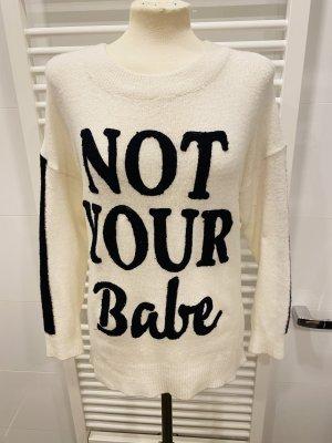 Neuer kuscheliger Pullover