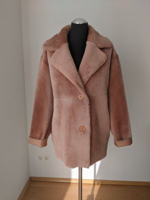 furry Pelt Jacket nude