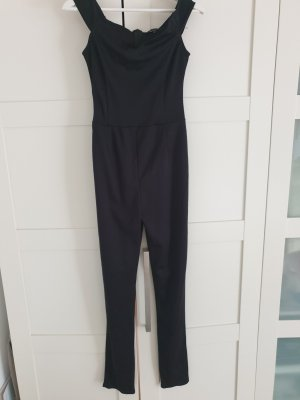 New Look Langer Jumpsuit black