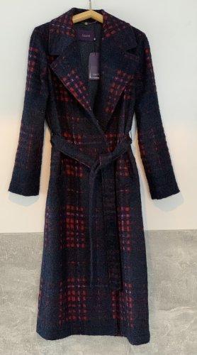 Laurèl Manteau en laine multicolore