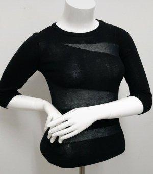 Neuer leichter pulli von Mango Gr. S pullover schwarz