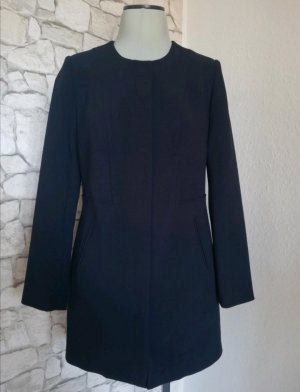 Neuer long blazer, jacke, mantel Navy blau Farbe