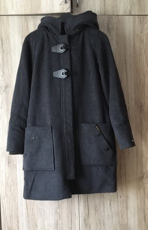 Khujo Hooded Coat anthracite