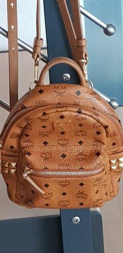 MCM Carrito de mochila marrón