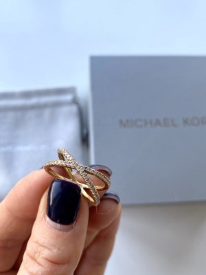 Michael Kors Gold Ring gold-colored
