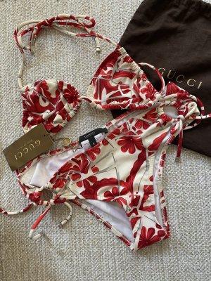 Neuer originaler ungetragener Gucci Bikini S