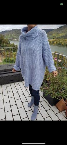 Neuer oversize Pullover von Broadway Größe  S hellblau