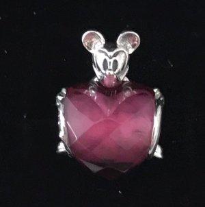 Neuer Pandora Mickey Maus und Herz Charm NP79