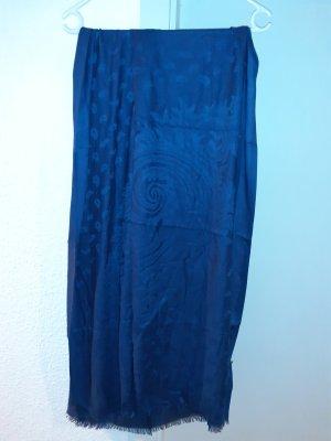 Pashmina azul oscuro