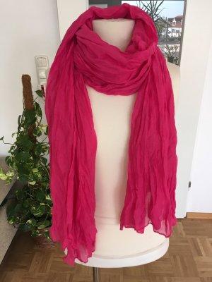 Tubesjaal roze-neonroos