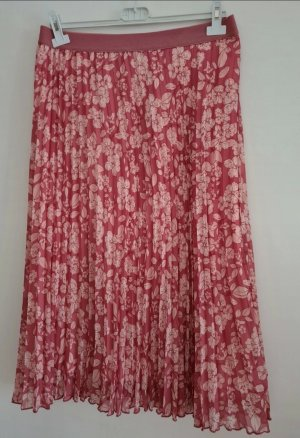 Gina Benotti Pleated Skirt dusky pink-pink