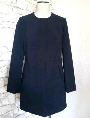 Neuer reserved long Blazer Jacke mantel Navy gr 36 geh rock  kurzmantel