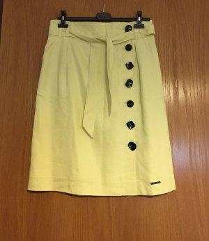 Nümph High Waist Skirt black-primrose