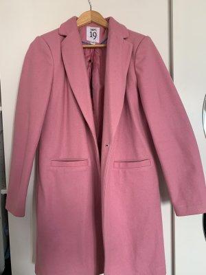 Neuer rosaner Mantel von Dept. London