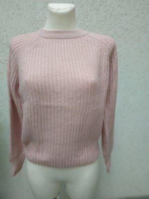 Neuer roséfarbener Pullover von Tally Weijl Gr. 36
