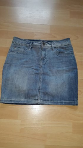 s.Oliver Gonna di jeans blu pallido Cotone