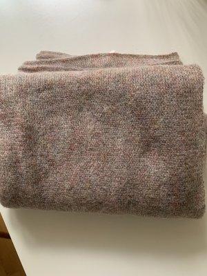 Blaumax Écharpe en laine brun