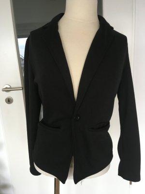 Mymstorm Blazer in maglia nero