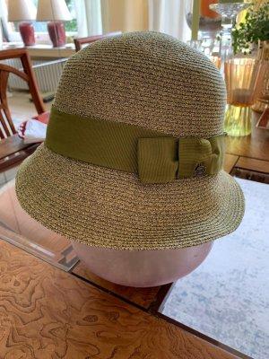 Seeberger Sombrero acampanado verde oliva