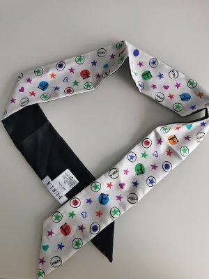 Furla Sciarpa di seta multicolore