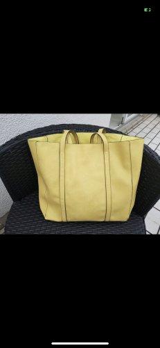 Neuer Shopper gelb
