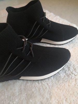 Instapsneakers veelkleurig Polyester