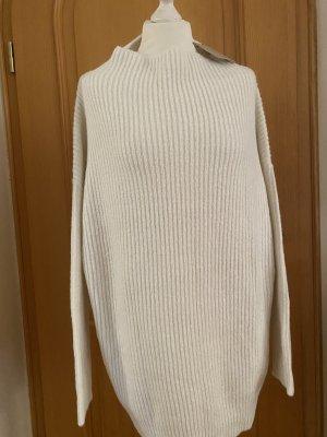 Vila Wool Sweater natural white