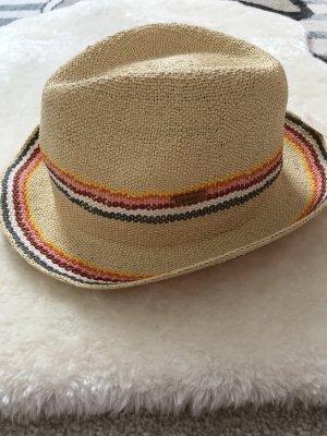 Barts Chapeau de paille crème-blanc cassé