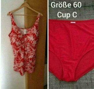NoName Robe de bain rouge