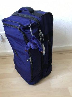 Kipling Valise Trolley violet foncé