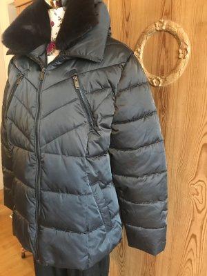 NEUER warmer Anorak * WinterParker v. Rino & Pelle Gr. 40/42 grau