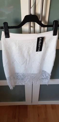 Madonna Lace Skirt white