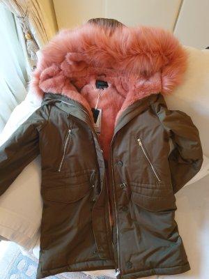 Neuer Wintermantel von Zara, Gr. M