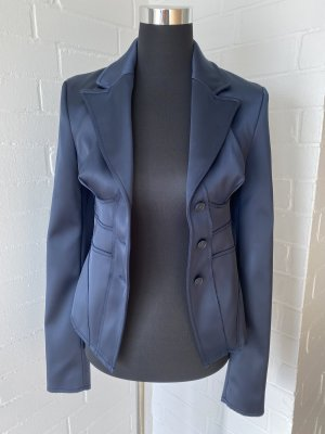 Neuer Zara Blazer glänzend Blau