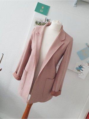Neuer Zara Blazer in rosé