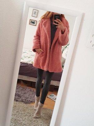 Zara Jas van imitatiebont veelkleurig