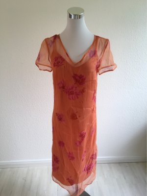 Laurèl Maxi Dress orange-pink