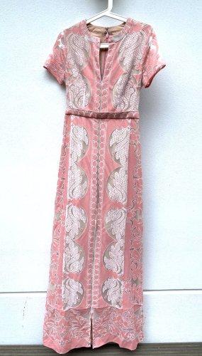BCBG Maxazria Maxi Dress multicolored